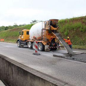 Mantenimiento y Reparación Autopista Don Alberto Motta